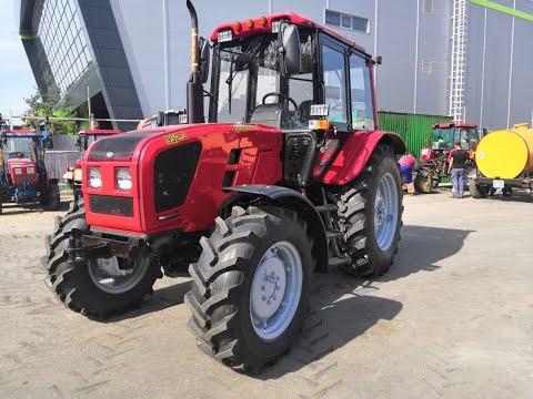 Новый трактор МТЗ 952.3 (замена старого  892.2)