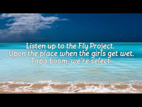 Fly Project – Get wet  /Versuri
