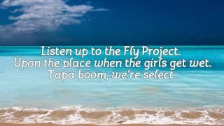 fly project – get wet lyricsversuri