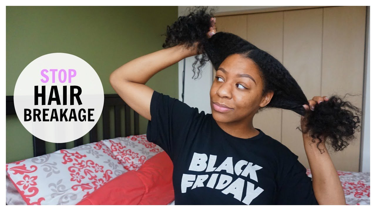how to stop hair breakage in toddlers