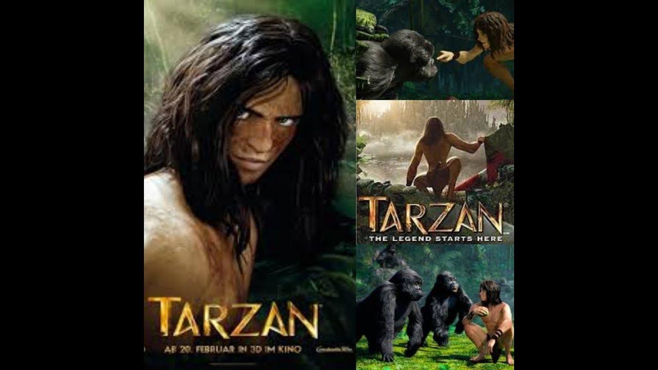 Download Tarzan    Action adventer   animated in hindi movie 2018