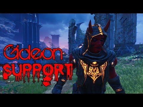 Paragon : Gideon Support | Full Match Gameplay E44