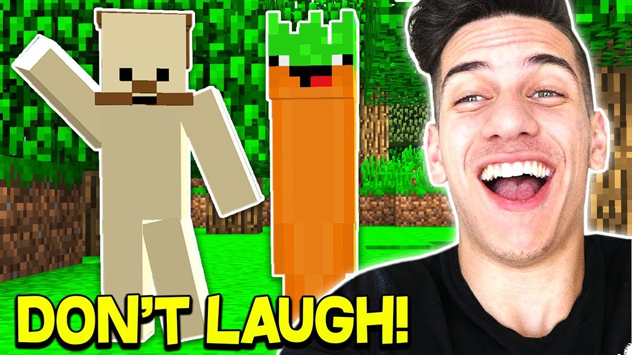 Laugh Try Not Laugh Challenge