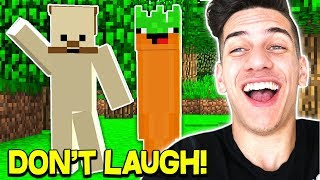 HALLOWEEN TRY NOT TO LAUGH CHALLENGE! (WITH UNSPEAKABLEGAMING, 09SHARKBOY, & MOOSECRAFT)