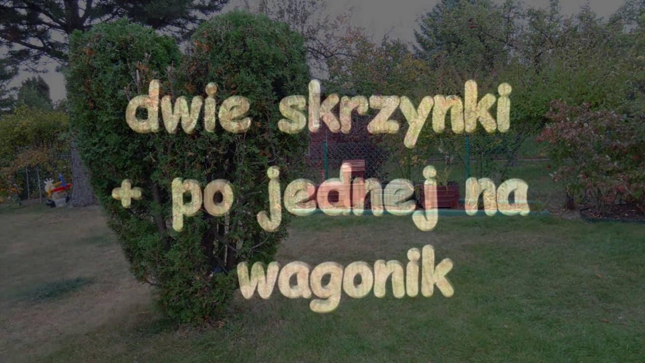 Ciuchcia Ze Skrzynek