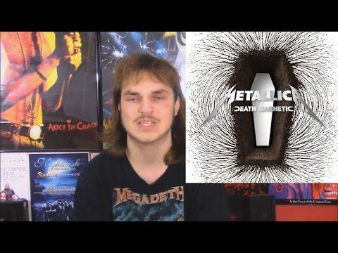 """Metallica """"Death Magnetic"""" Album Review"""