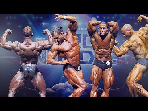 Classic Physique Pro Qualifier IFBB Nordic Pro -178cm 2019