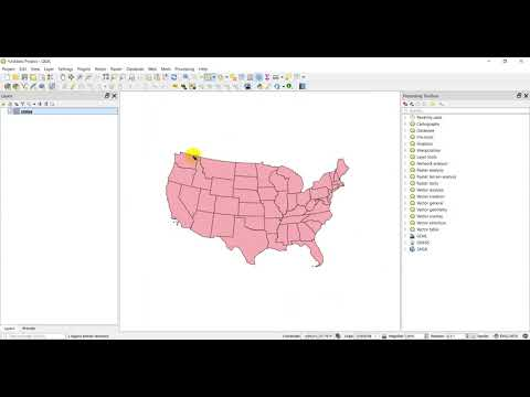 QGIS Python 05 Clip Raster with a Multi-feature Shapefile by Open