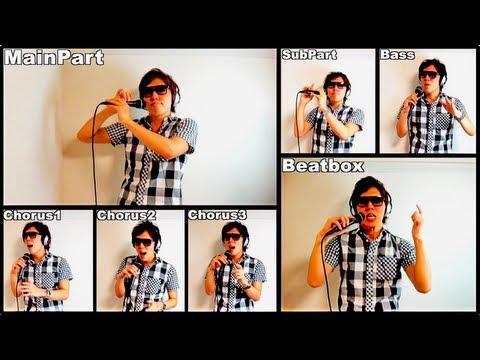 Canon in D Beatbox Multitrack