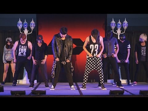 【AX2014】【Entry 23】AX Dance K-Pop Dance Competition Prelims ...