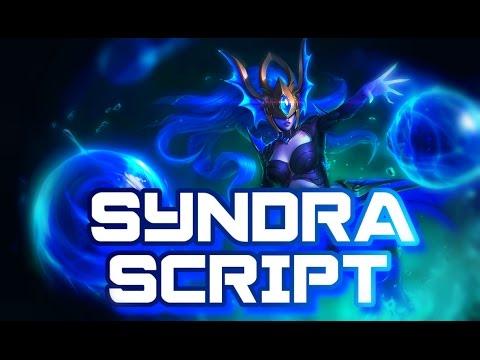 SYNDRA SCRIPT