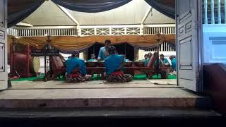 Gamelan music in java  yogyakarta.