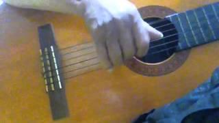 Thành Phố buồn -Guitar-Solo