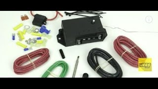 How to Install and Wire a Flex-a-lite Electric Fan Control 31149 Tutorial  Instructions - YouTube   Adjustable Radiator Fan Wiring Diagram Fan Control A Flex      YouTube