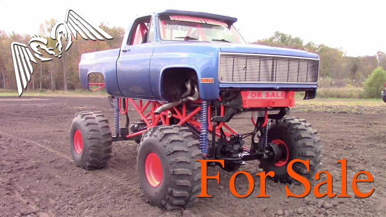 For Sale One Of A Kind Square Body Youtube