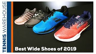 We have the BEST WIDE Tennis Shoes for