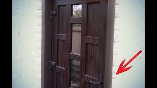 видео Металлопластиковые двери входные (цена купить, Кривой Рог)