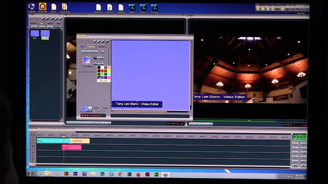 womble mpeg video wizard 5