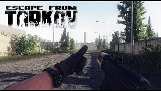 تجربة Escape from Tarkov