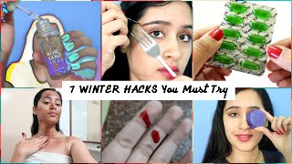 7 SMART LIFE Winter Hacks You Must Try | That Glam Girl