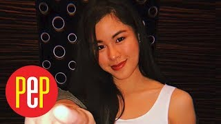 """Kisses Delavin says """"no"""" to unfinished question"""