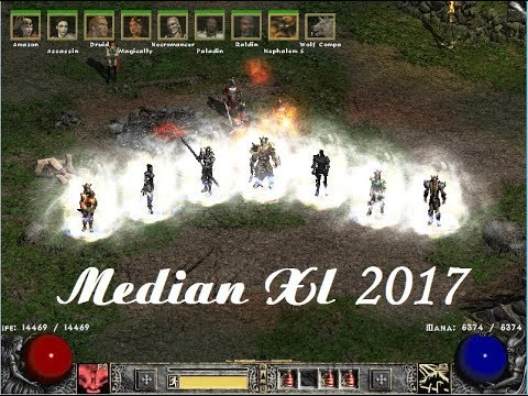 Median XL 2017 Secret , Realm , RW Item