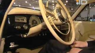 Oldtimer. Выставка ретро-автомобилей и антиквариата.