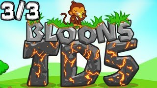 Bloons Tower Defense 5 Gameplay - Let