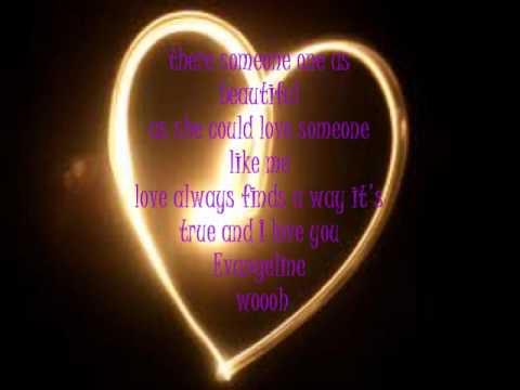 ma belle evangeline lyrics