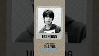 ENHYPEN (엔하이픈) DIMENSION : DILEMMA Concept Film Teaser (CHARYBDIS ver.) - #희승 #HEESEUNG