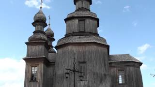 Седнев - деревянная церковь(, 2012-06-06T16:26:48.000Z)