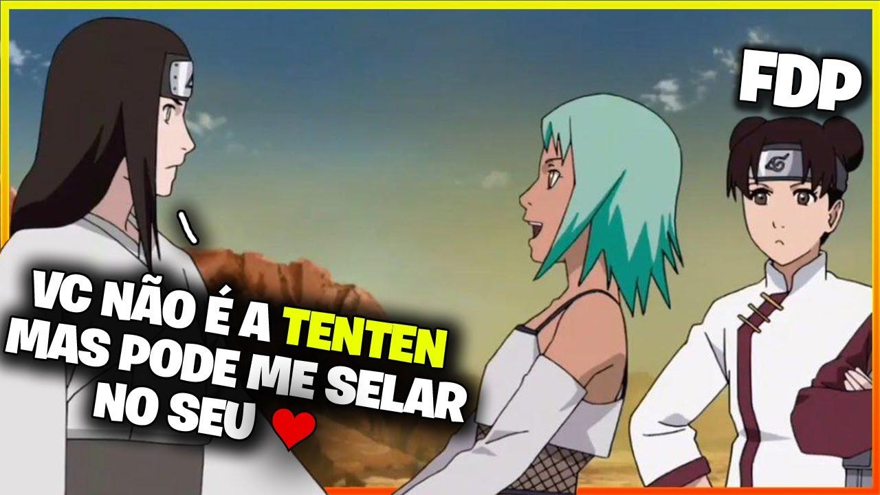 MEMES DE NARUTO CLÁSSICO | Memes em Imagens #5