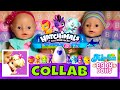 🐣Baby Born Twins Open Hatchimals Colleggtibles! 🦄Collab with Shop And Play With Me Channel!🦋