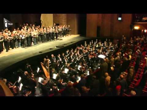 La Marseillaise résonne au Metropolitan Opera de NYC