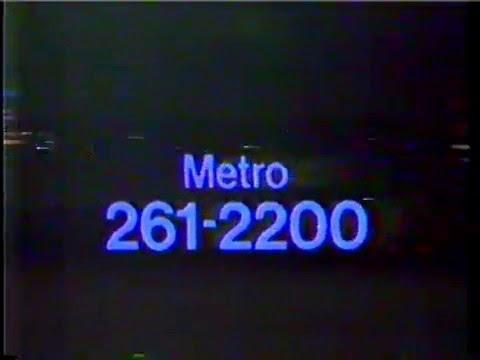 ON TV ad 1981