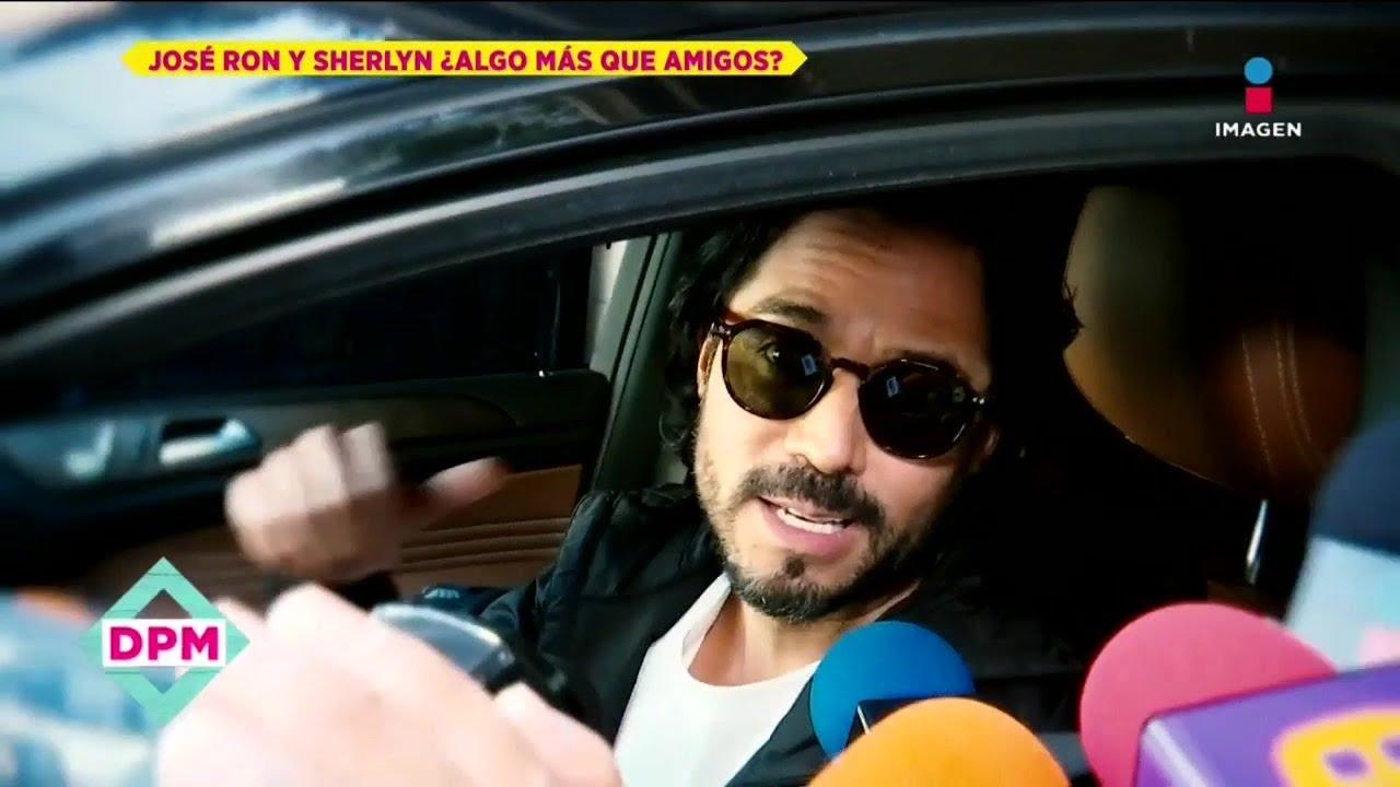 Download ¡José Ron desmiente Sherlyn tuviera un ROMANCE con él y fuera infiel a José Luis Roma!