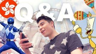VLOG: Fan Q&A in HONG KONG!!! | Sam Tsui