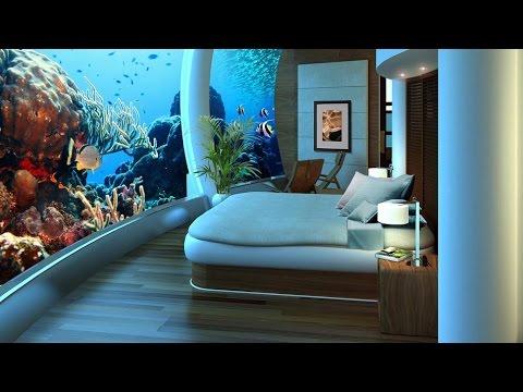 Top10 Best Popular Underwater Hotels In The World