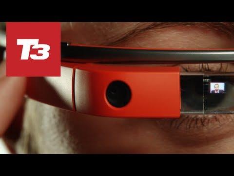 Google Glass hands-on: UK testing