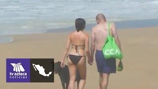 Evento deportivo ayudó a varios negocios a levantarse en Acapulco   Azteca Guerrero