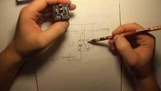 Автозапуск на Mitsubishi Lanser X. Часть 2.(Обсуждение и пояснения одной из частей схемы сигнализации с автозапуском SHERIFF ZX 1090.В данном видео рассматр..., 2013-11-01T05:18:25.000Z)