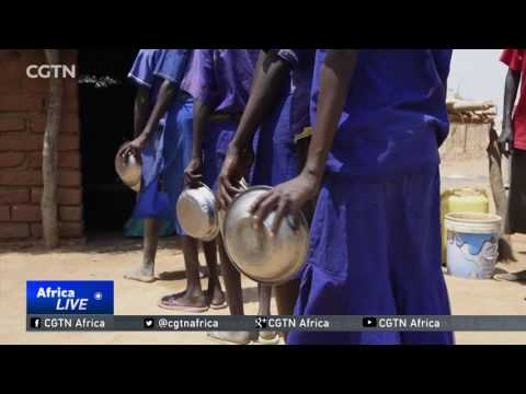 School attendance drops as hunger bites in South Sudan
