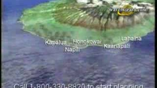 Maui Vacation and Attractions Video