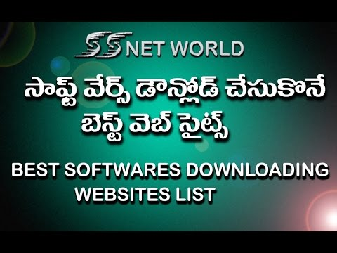 how to download any software in telugu free