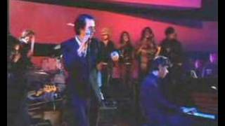 "Nick Cave and The bad seeds ""Abattoir Blues"" (live at Later)"