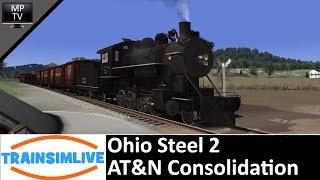 MattPlaysTV@1080P - Train Simulator - Ohio Steel 2, AT&N Consolidation