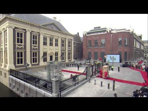 Mauritshuis Opening