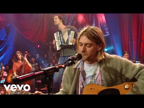 Download Nirvana - Jesus Doesn't Want Me For A Sunbeam (Live On MTV Unplugged, 1993 / Unedited) Mp4 baru