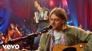 Nirvana - Jesus Doesnt Want Me For A Sunbeam (Live On MTV Unplugged, 1993 / Unedited) YouTube Videos