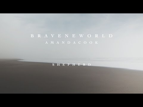 Shepherd (Official Lyric Video) // Brave New World // Amanda Cook